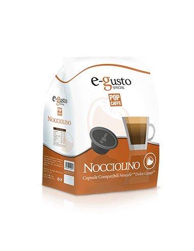 Compatibili 16 Capsule Nescafè Dolce Gusto Pop Caffè Nocciolino