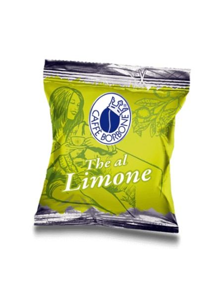Compatibili 50 Capsule Point Borbone The Limone