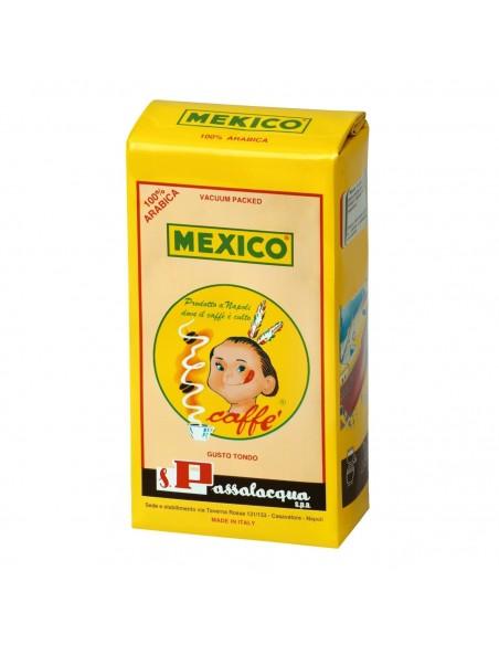 Macinato Caffè Passalacqua Mexico Gusto Tondo