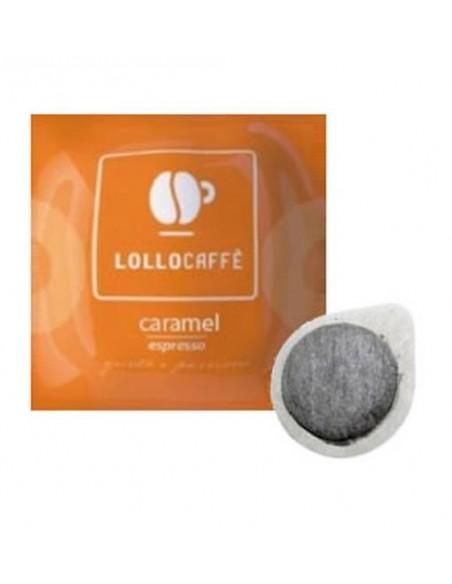 Cialde Carta Ese Lollo Caffè Aromatizzato Caramello