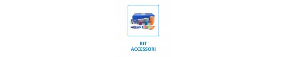 kit accessori per caffè bio