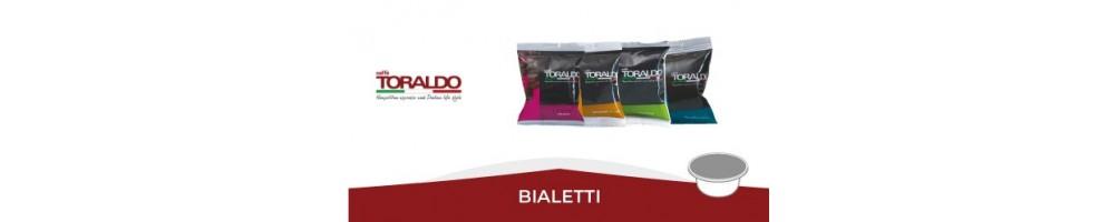 Capsule compatibili Bialetti Toraldo