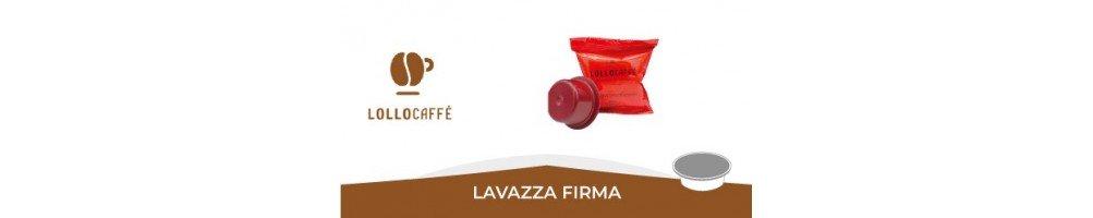 Caspule compatibili lollo Caffè per macchine Firma e Vitha
