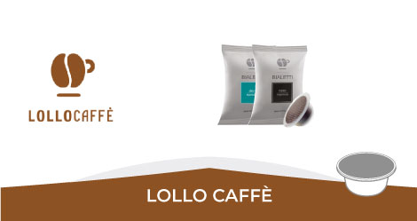 Bialetti Capsule Lollo Caffè