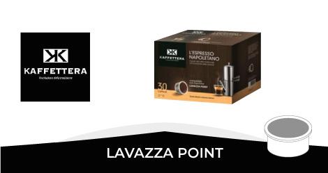 Kaffettera Lavazza Point