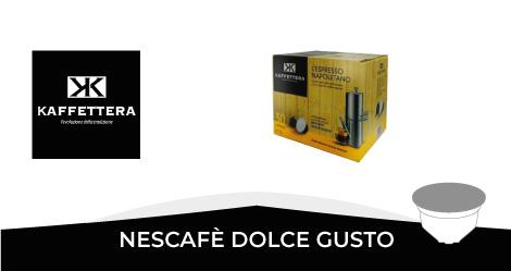 Kaffettera Nescafè dolce gusto