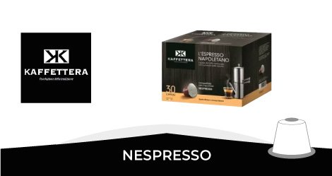 Kaffettera Nespresso