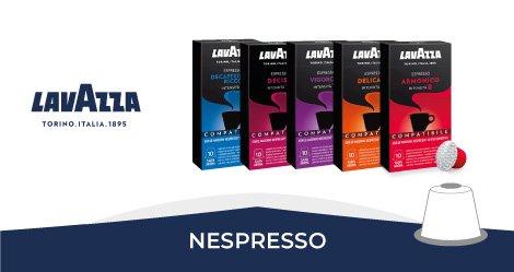 Lavazza Nespresso