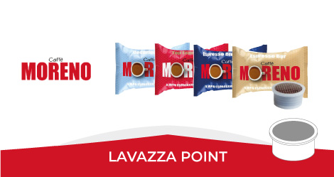 Moreno Lavazza Point