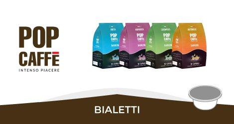Pop caffè Bialetti