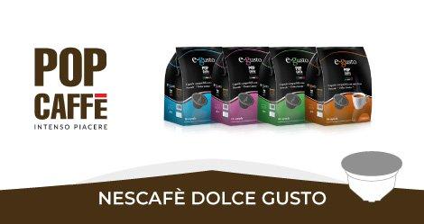 Pop caffè Nescafé Dolce Gusto