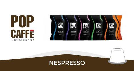 Pop caffè Nespresso