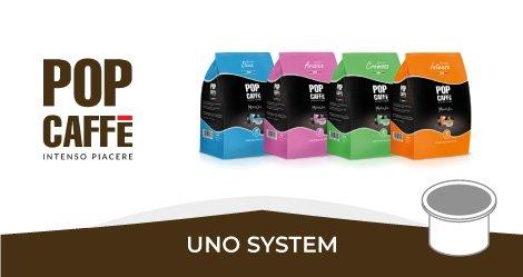 Pop caffè Uno System
