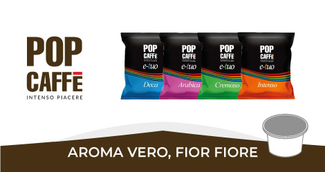 Pop caffè Bevande