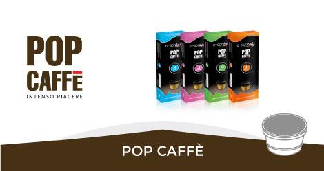 Caffitaly Capsule Pop Caffè