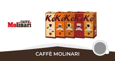 Cialde Ese 44 Caffè Molinari