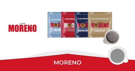 Cialde Ese 44 Moreno